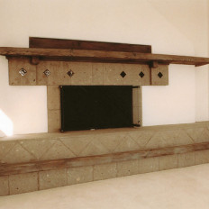 Gilcrest Fireplace