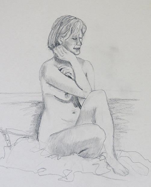 Charcoal Study 2