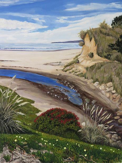 Hidden Beach Inlet