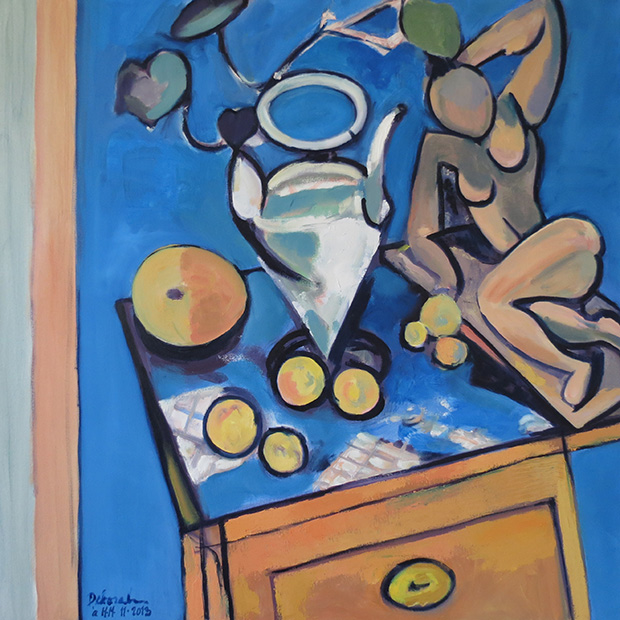Learning From Matisse