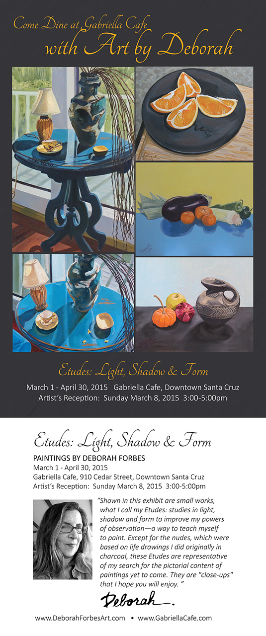 Gabriella Cafe Art Show